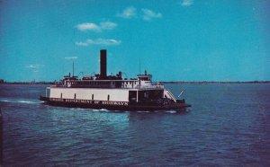 Norfolk-Newport New Ferry, Virginia , 1950-1960s