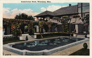 Assiniboine Park, Winnipeg, Manitoba, Canada, 1910-1920s