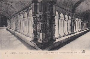 France Arles Cloitre Saint Trophine