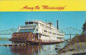 Mississippi On The Mississippi River