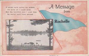 Pennant Series Rochelle Illinois