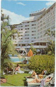 Hotel Tamaneco in Caracus, Venezuela, Chrome