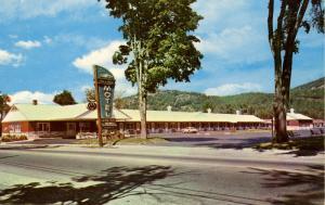 NH - Gorham. Tourist Village Motel