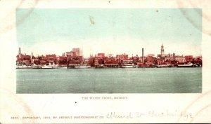 MIchigan Detroit The Water Front Detroit Pblishing