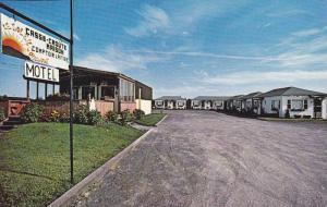 Motel Le Soleil Couchant Enr., Isle Aux Coudres, Charlevoix, Quebec, Canada, ...