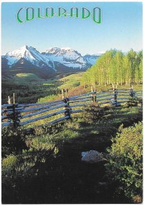 US Colorado Unused.  Ranch in the Rocky Mountains.   Beautiful.