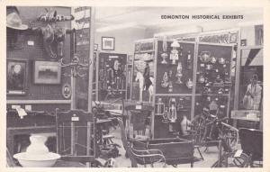 Historical Exhibits Bldg , EDMONTON , Alberta ,  Canada , 30-40s #1