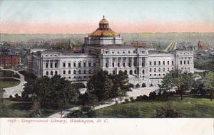 Congressional Library Washington DC 1907