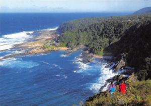 South Africa Tsitsikamma Coastal National Park Storm River Mouth
