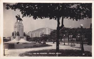 rp- Rio de Janerio, Monumneot - Praca Paris 30's -40's