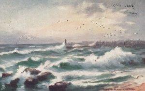 PORT OF MARY, Isle of Man, UK, PU-1907; TUCK # 7063