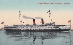 Niagara Steamer Ferry  CAYUGA , Canada , PU-1917