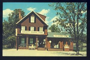 Assinippi, MA/Massachusetts/Mass Postcard, The Only General Store In Assinippi