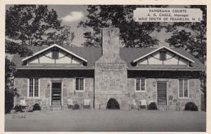 Panorama Courts, FRANKLIN, North Carolina, 1920-40s