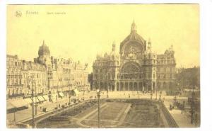 Anvers , Belgium, 00-10s ; Gare centrale