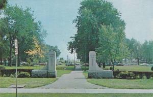 Victoria Park, Entrance, Cobourg, Ontario, Canada, 1940-1960s