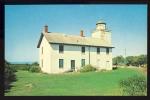 Southold, Long Island, NY Postcard,Horton's Point Lighthouse