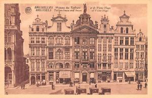 Bruxelles Belgium, Belgique, Belgie, Belgien Maisons des Tailleurs et de Vict...
