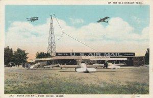 BOISE , Idaho, 1910s ; Air Mail Port