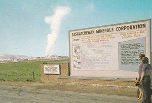 Sodium Sulphate Plant , CHAPLIN , Saskatchewan , Canada , 50-70s