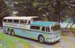 Greyhound Scenicruiser Bus 1984