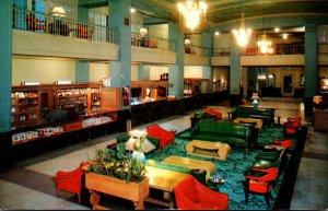 Texas Fort Worth Hotel Texas Lobby