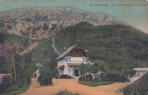 France Lourdes Le Funiculaire du Pic du Jer
