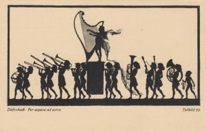 DIEFENBACH : Fantasy Silhouette , 00-10s ; Teilbild 29