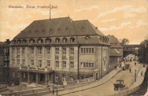 Germany Wiesbaden Kaiser Friedrich Bad 02.70
