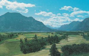 Waterton Lakes National Park, WATERTON LAKES, Alberta, Canada, 40-60´s