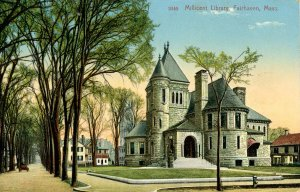 MA - Fairhaven. Millicent Library