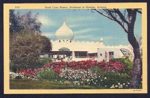 Hotel Casa Blanca Phoenix AZ unused c1950
