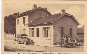 Caserne Oudinot, Cantine Du 94 R. I., Commercy (Meuse), France, 1900-1910s