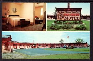 Four Seasons Motel,Gaylord,MI