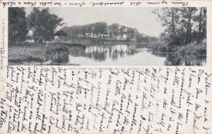 Vista View Of Pathfinder Island, FULTON, New York, PU-1908