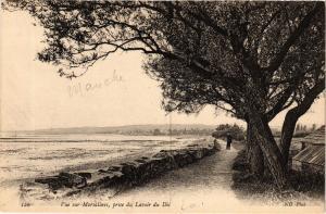 CPA Vue sur Mosalines, prise du Lavoir du Dic (137633)
