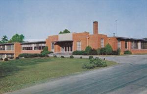 High School, FRANKLIN, North Carolina, 40-60´s