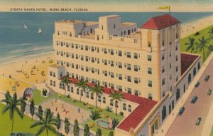 MIAMI BEACH , Florida, 1939 ; Strath Haven Hotel
