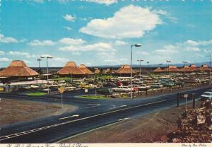 Birdseye View of Ke-Ahole Airport at Kona, Island of Hawaii, Hawaii, 50-70´s
