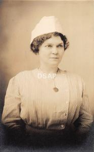 C65/ Denver Colorado Co Real Photo RPPC Postcard c1910 Nurse Occupational