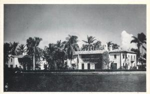 Home of James M. Cox noted publisher and 3 times governor of Ohio Miami Florida