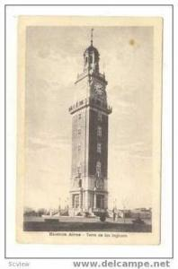 Buenos Aires-Torres de los ingleses,Argentina,PU-1926