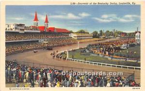 Kentucky Derby Louisville, Kentucky, KY, USA Unused