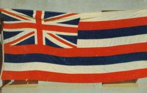 Flag , Hawaii , 1950-60s