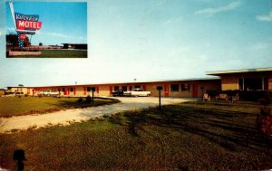 Illinois Frankfort Valley View Motel 1965