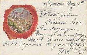 DENVER, Colorado, PU-1903; The Loop