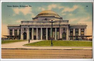 Union Station, Richmond VA