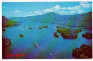 Island Studded, Lake George NY
