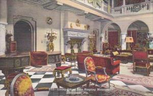 Florida Sarasota Living Room John Ringling Mansion Curteich