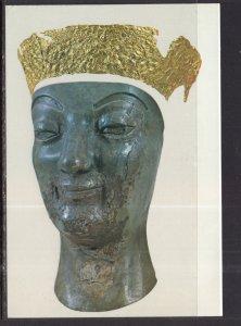 Female Head,Museum of Delphi,Greece BIN